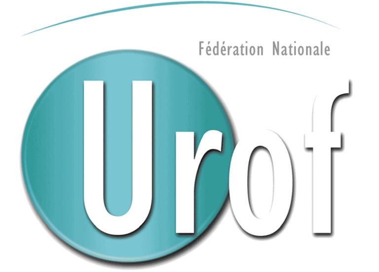 logotype urof