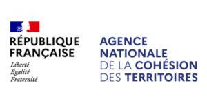 logo agence nationale de la cohésion des territoires