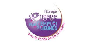 logo L'Europe s'engage pour l'emploi des jeunes