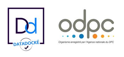 Logotypes datadocké et odpc